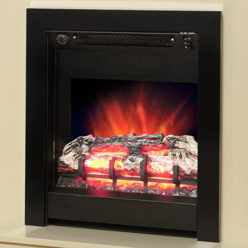 Athena Electric Fire Black
