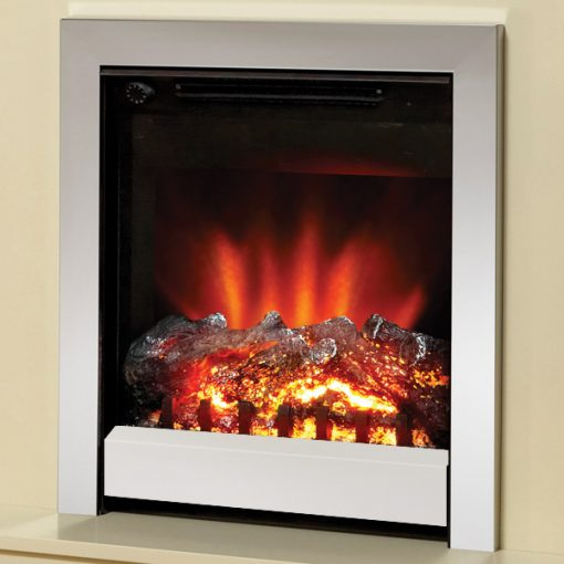 Athena Electric Fire Chrome