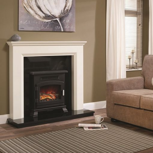 Banbury Electric Fire Anthracite