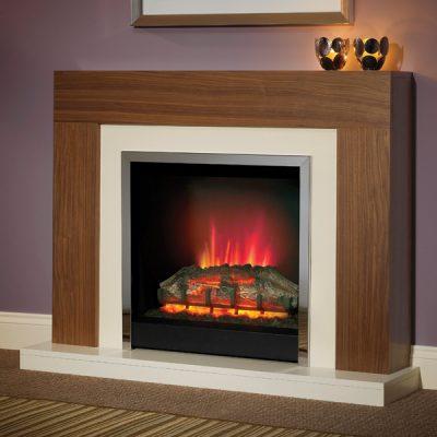 Brenton Electric Fireplace