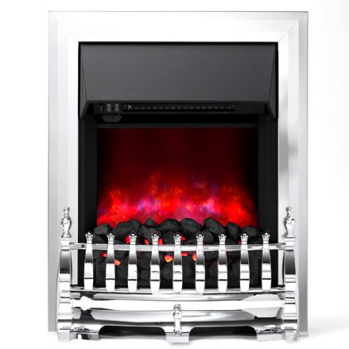 Camberley Electric Fire Chrome