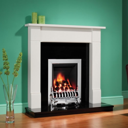 Classic Deep Gas Fire Chrome