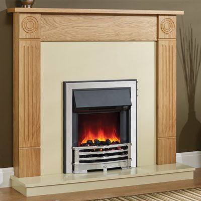 Dartford Eco Electric Fireplace