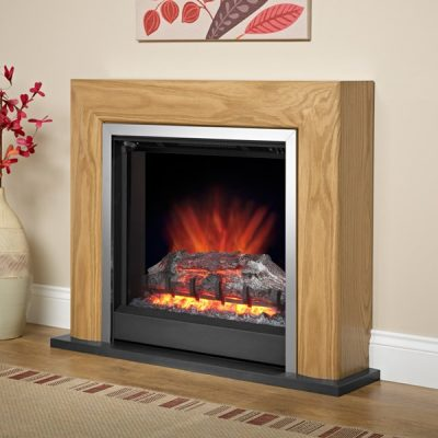 Devonshire Electric Fireplace