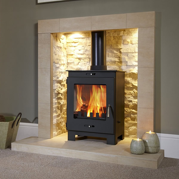 Flavel Arundel Multi Fuel Wood Burning Stove Multifuel