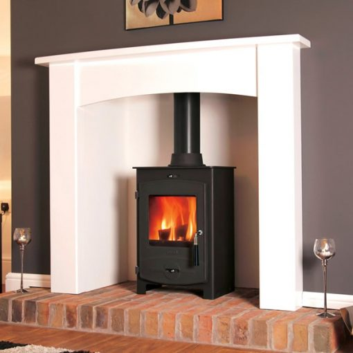 Flavel no.1 multifuel stove