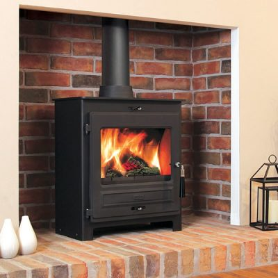 Flavel no.2 multifuel stove