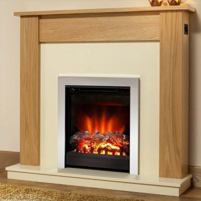 Lyndhurst Eco Electric Fireplace