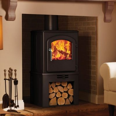 Broseley Serrano 5 Log Store Stove
