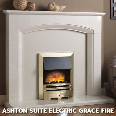 Ashton Suite Electric Grace Fire