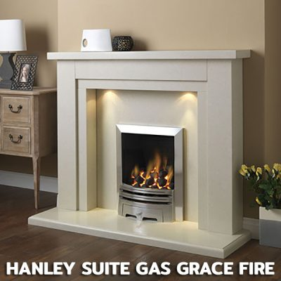 Hanley Suite Gas Grace Fire
