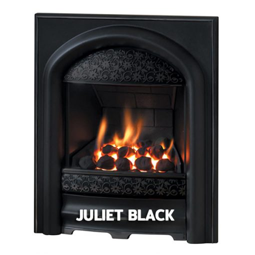 Juliet Black fire