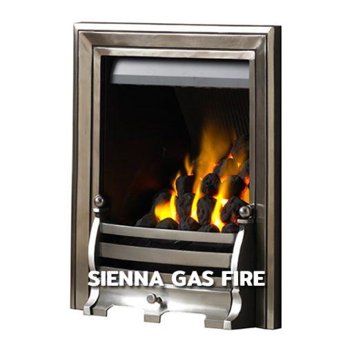 Sienna Gas Fire