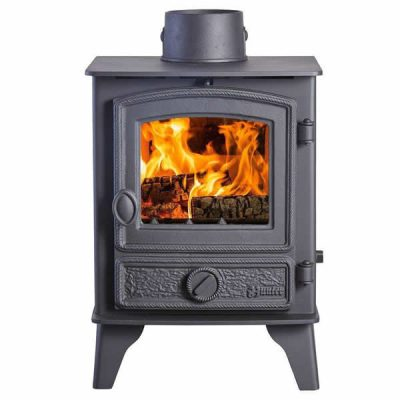 hunter hawk4 stove traditional door
