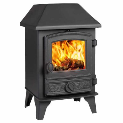hunter hawk 4 stove with canopy